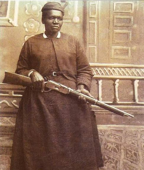 """""""Stagecoach"""" Mary Fields didn't take any prisoners, and she certainly didn't take any shit.   Wikicommons"""