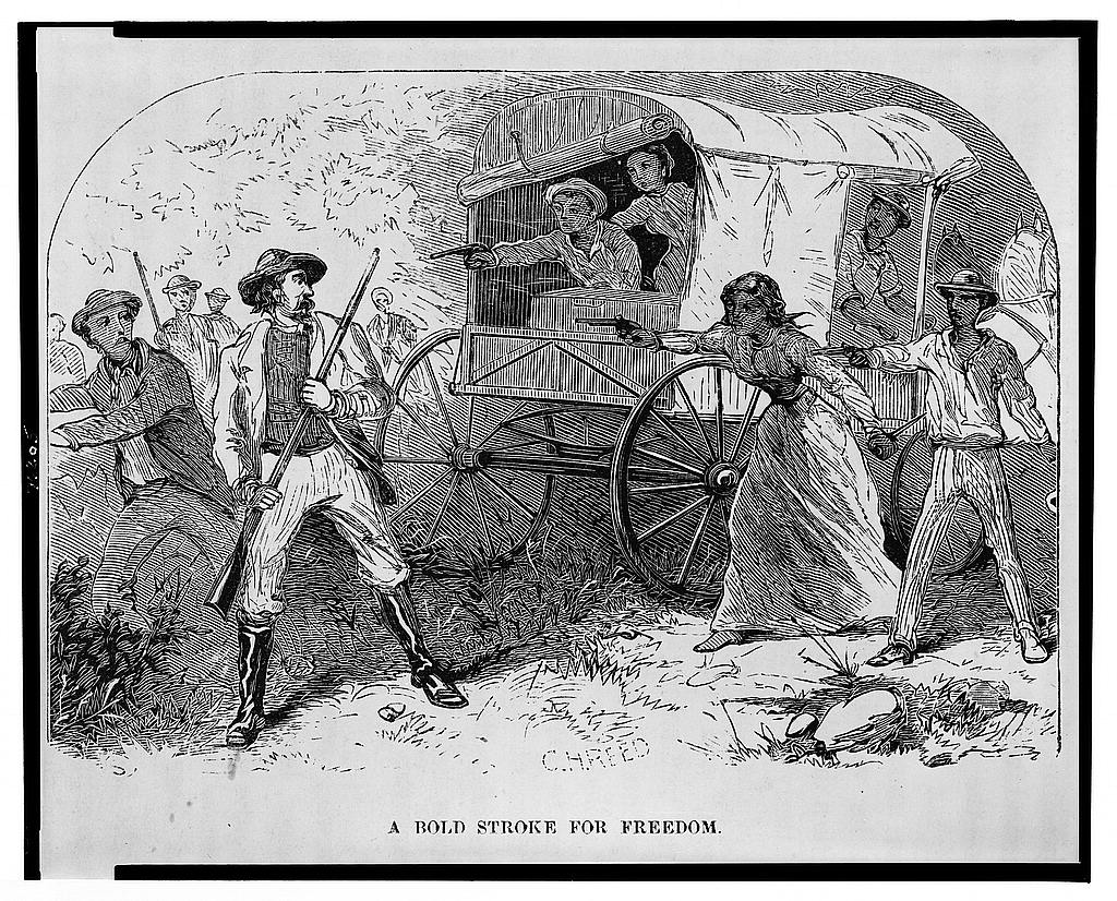 10. The women who fought back, in so many ways. - Courtesy of the Library of Congress