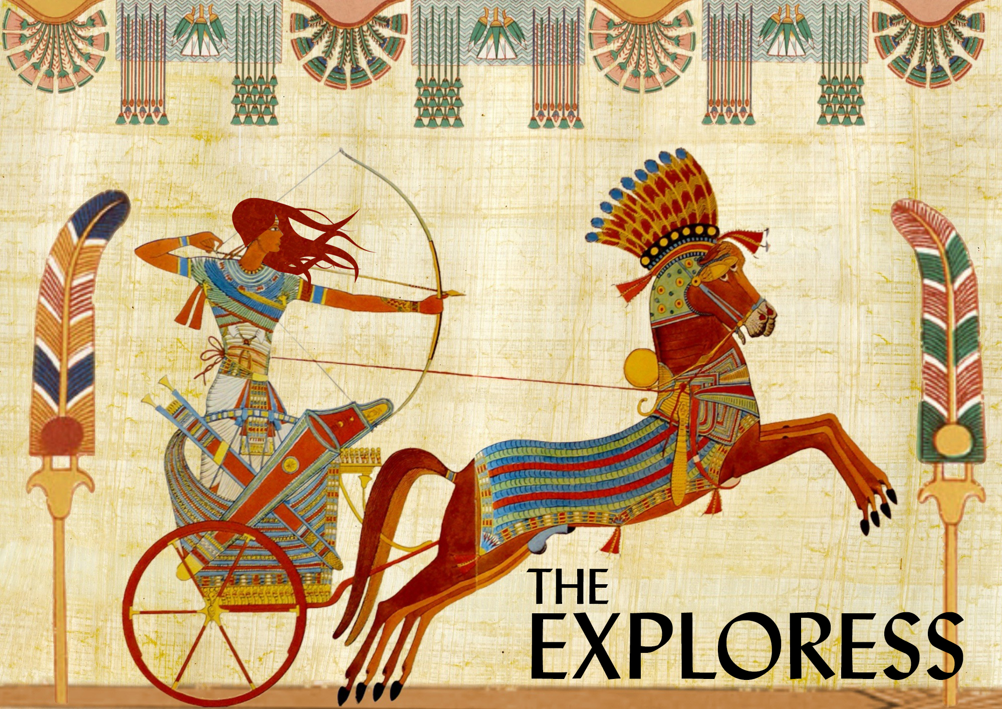 Walk Like An Egyptian A Lady S Life In Ancient Egypt The