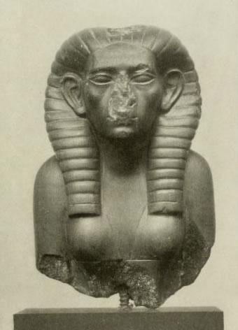 Head of queen Neferusobek