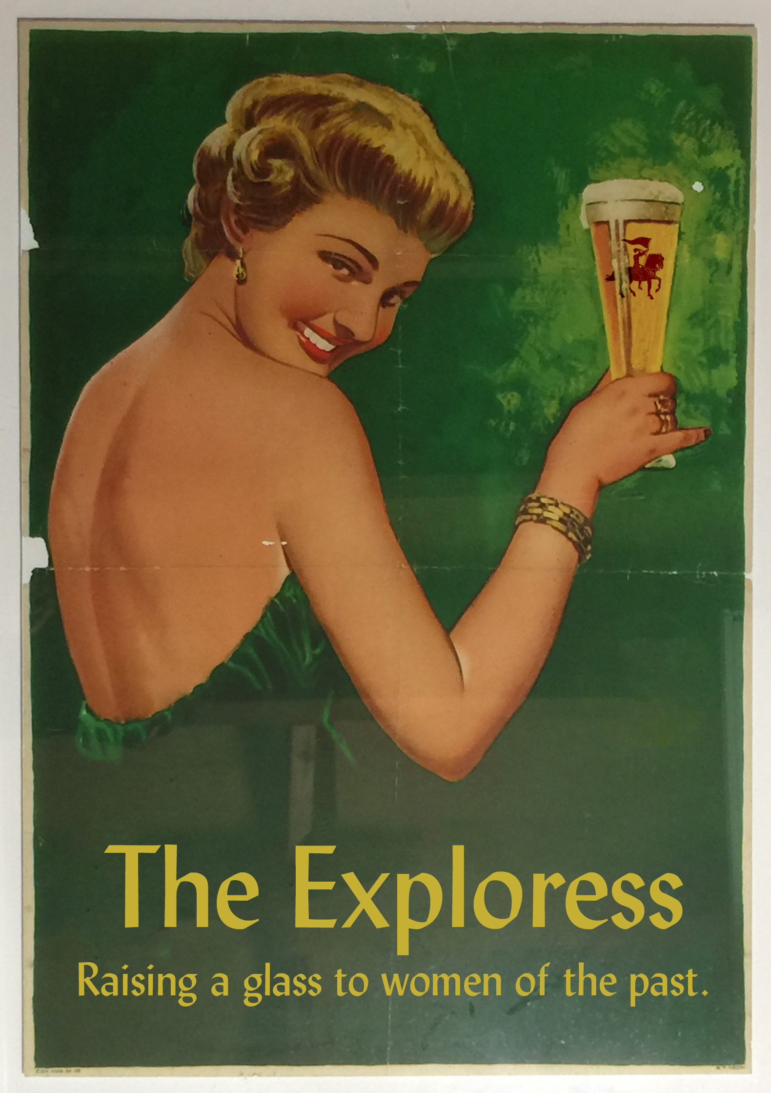 Brewers Old Drink Old Advert Pubs Poster Funny Vintage Picture Oxford Fan Print
