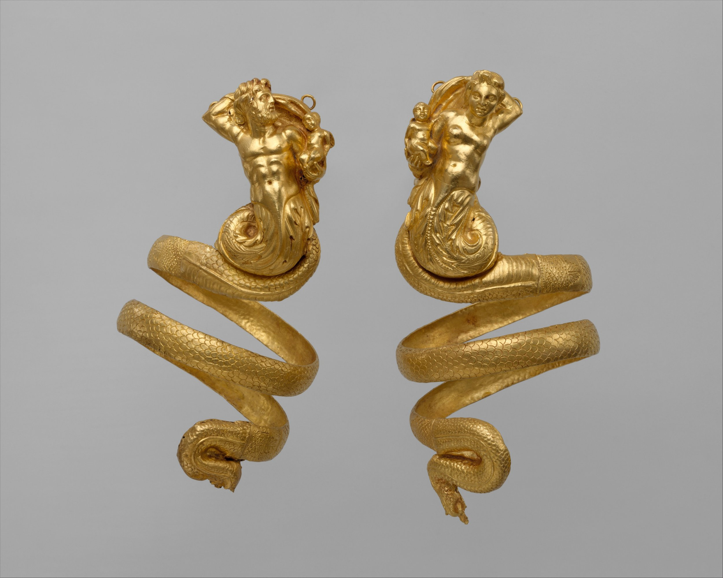 Hellenistic armbands