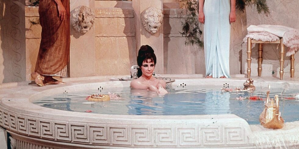 come on, minions. let's wax me. - Liz Taylor playing the late, great Cleopatra VII Philopater.