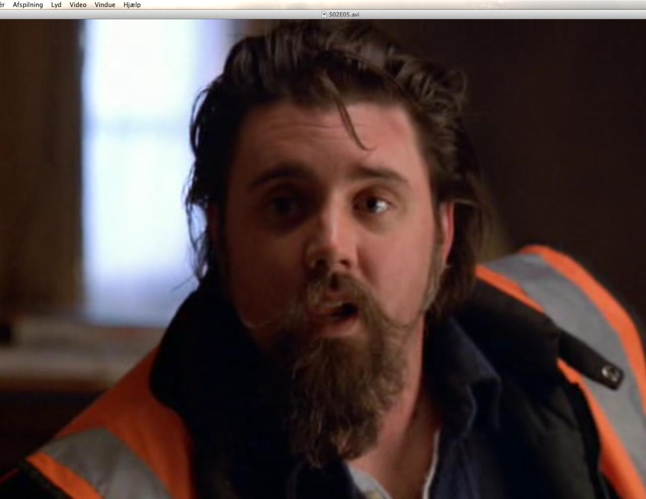 Alle dem der synes at John fra The Wire ligner John Mogensen rækker like-fingeren op    Ing?! :)