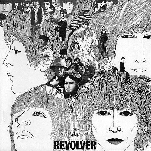 Min alle tiders album top 10 #3  Nu træder vi tilbage i tiden til mine første minder om musik i hjemmet.  Revolver var en af de første plader jeg kan huske at kunne lide, og Eleanor Rigby er stadig et af mine absolutte yndlingsnumre. Det stærke ved Revolver i min optik, er at den tilfældigvis rummer flest af mine yndlings-Beatles-skæringer. Et nummer som For No One giver mig kuldegysninger den dag i dag.   Såre interessant ved Revolver er også George Harrisons fremkomst som komponist. Taxman, Love You To og I Wan't To Tell You er umiskendeligt Harrison, og ganske fremragende numre. Love You To er absolut en del af min barndoms soundtrack, og på samme måde som Suicide Is Painless (temaet fra M*A*S*H*) kan det røre mig med uforklarlig styrke. Harrison skrev i øvrigt nogle af de bedste Beatlessange overhovedet, hvis du spørger mig.    Det ene store minus (i min verden) er Yellow Submarine, som for mig altid kun har været en halvirriterende fjollet pausefisk mellem de andre fantastiske numre. Jeg har aldrig lært at værdsætte det nummer og vil, 9 ud af 10 gange, springe det over når jeg hører pladen.  The Beatles vil altid være en del af mig, og Revolver især. Folk der uden tøven sammenligner Rolling Stones med The Beatles kunne i mine øjne lige så godt have sammenlignet en parisertoast med den bedste sushi. For mig er de simpelthen bedste band der har eksisteret. 3 af verdens absolut bedste sangskrivere i ét og samme band.    Revolver er en af de mest alsidige plader jeg nogensinde har hørt. Måden sangene er skruet sammen på er så forskellig fra nummer til nummer, og alt i alt gi'r det simpelthen bare en stor, stor lytteoplevelse.