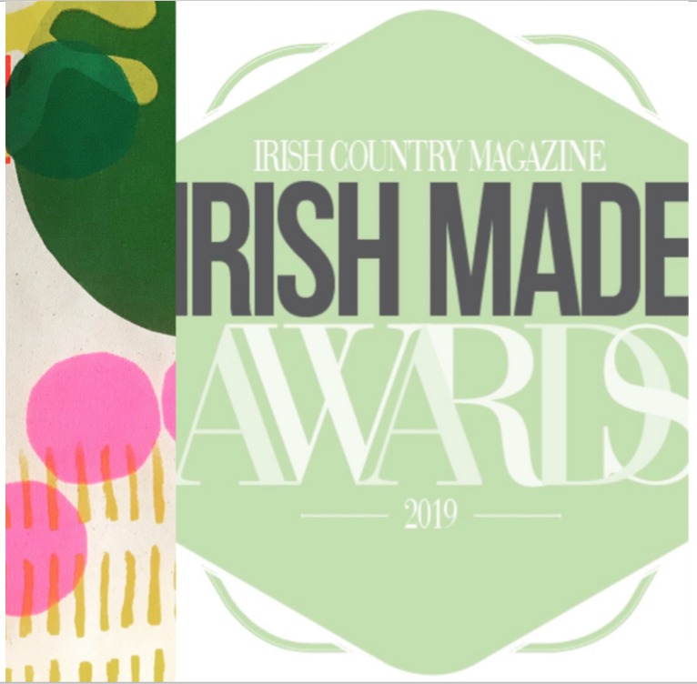 Irish Made Awards - Irish Country Magazines Irish Made Awards are back and bigger than ever! Their panel of judges have shortlisted 29 Bride Street's Irish Linen Products in the Textile Category. Its a public vote. We would love yours!https://irishcountrymagazine.ie/vote-irish-made-awards-2019/