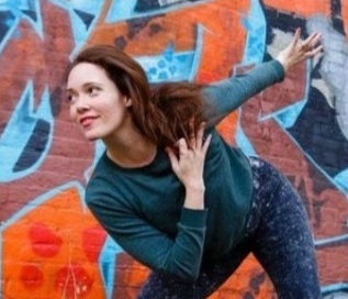 Brandi Ryans  Prenatal, Mixed Level Vinyasa LMC, RYT, certified to teach Prenatal, Restorative & Yin