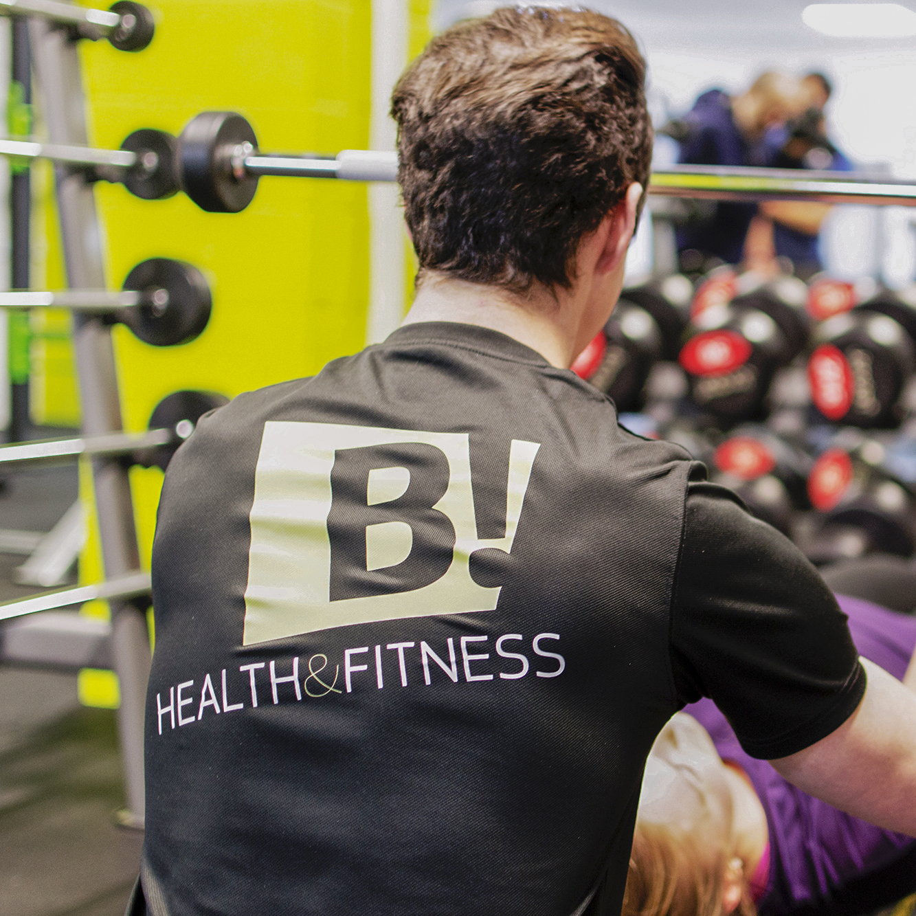 B! Health & Fitness - Commercial