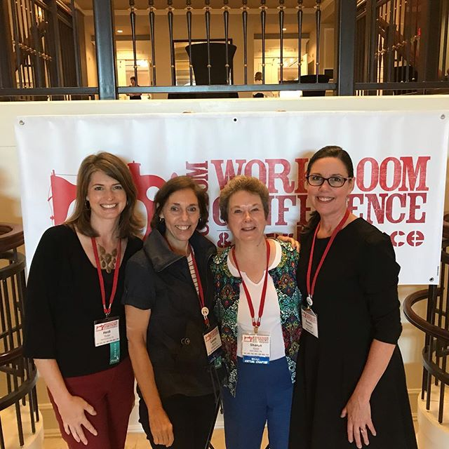 I am a bit late in posting this picture from CWC 2018. Here are the Richmond WCAA attendees along with the creator of the Custom Workroom Conference, Susan Woodcock. We had 3 fabulous days of connecting, learning new techniques, and finding new vendors and supplies. #alwayslearning #cwc2018