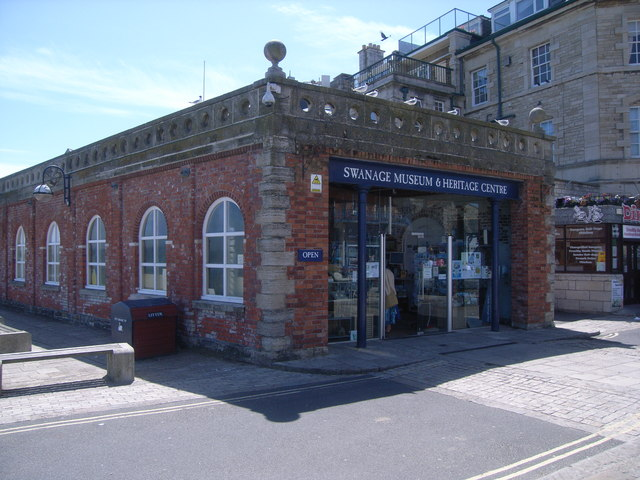 Swanage Museum - Dedicated to the history and heritage of Swanage, its locality and its people