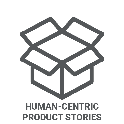 Human-Centric Product Stories
