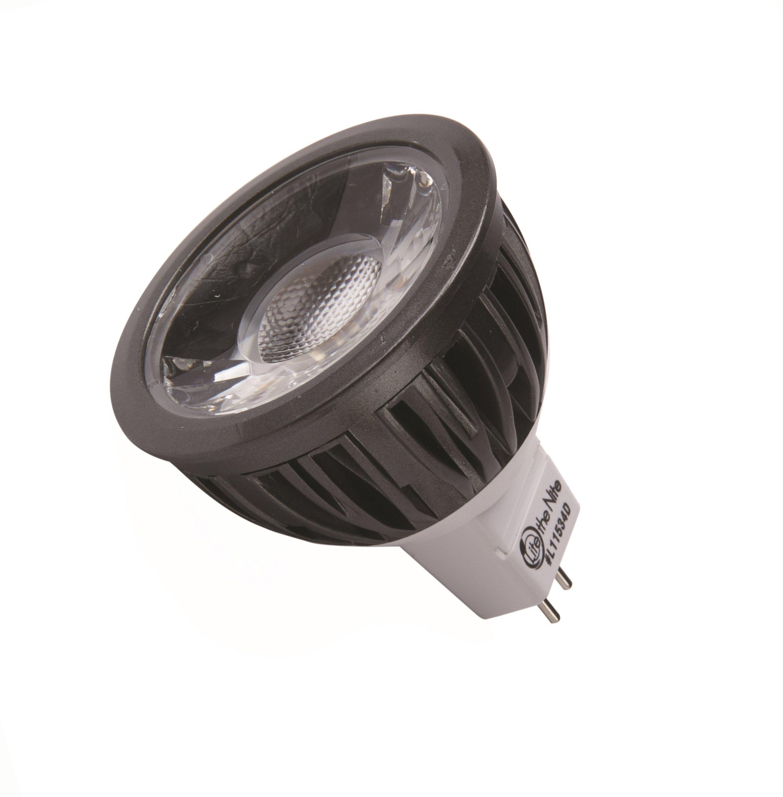 AMBER MR16 LAMP