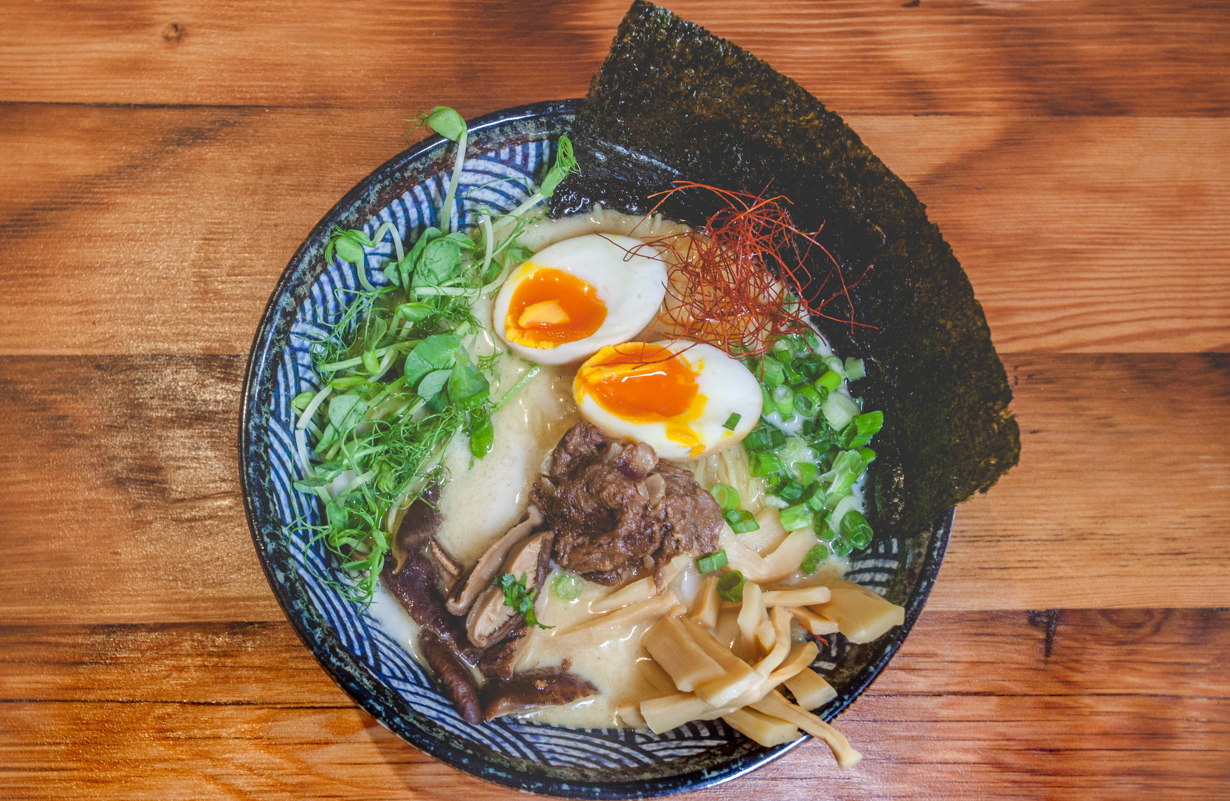Ramo Ramen will be competing in this Saturday's Battle of the Broths, presented by Timeout London and Deliveroo, with our signature bowl: the oxtail kare kare!