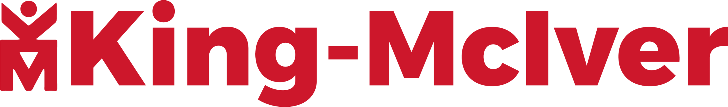 King-McIver logo
