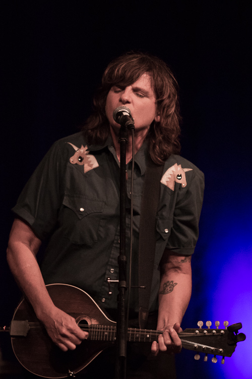 Musician Amy Ray is one of the many performers who have donated their talents to the Isom Center in the past few years.