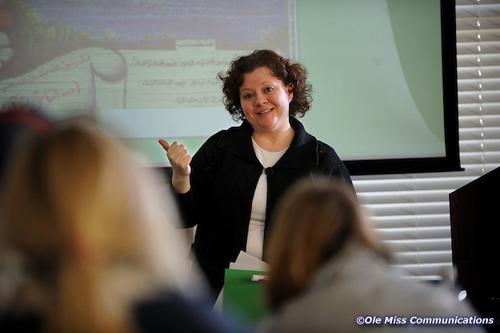 Dr. Mary Thurlkill, Professor of Religion