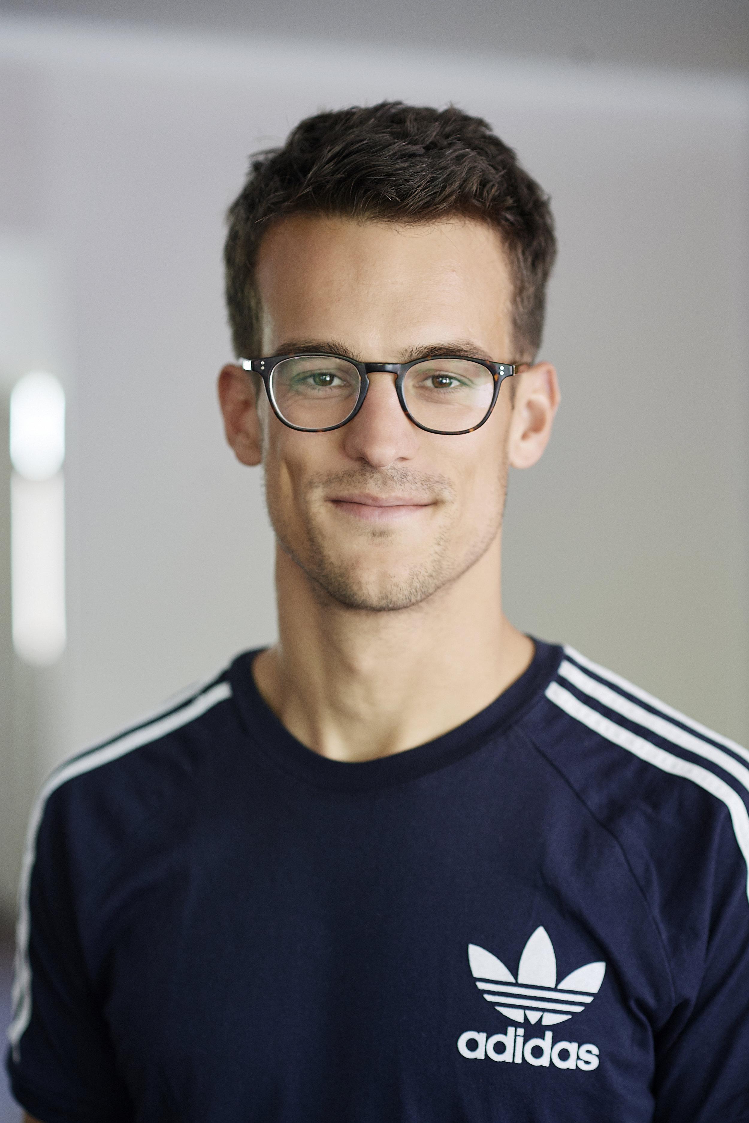 Tobias Homburg - Inhaber der THerapie.Welt Physio   Ernährung   Training