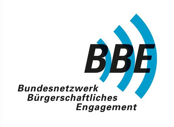 Logo des Bundesnetzwerks Bürgerschaftliches Engagement
