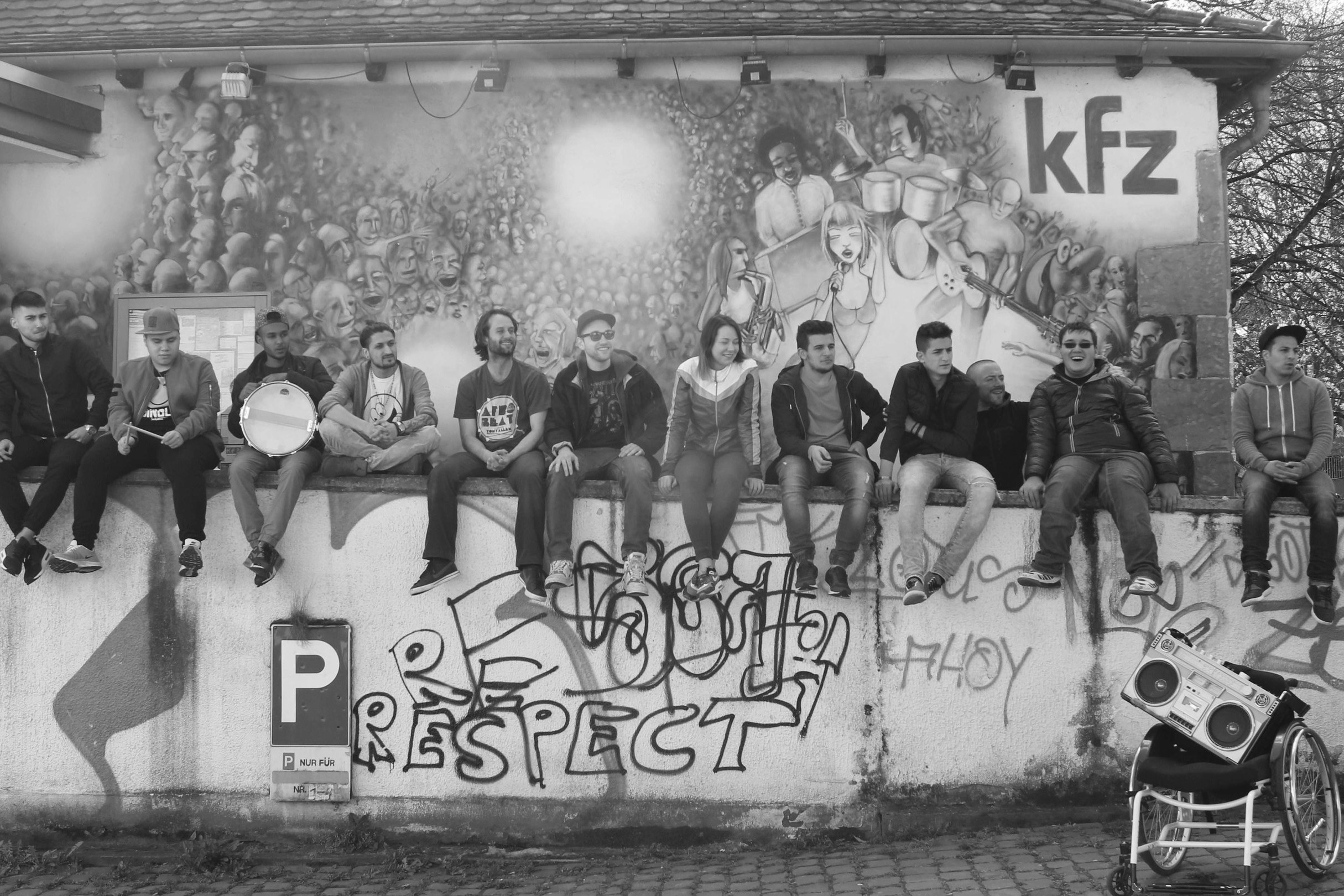 """Marburg: """"Musikalisches Projekt - Plutoon"""""""