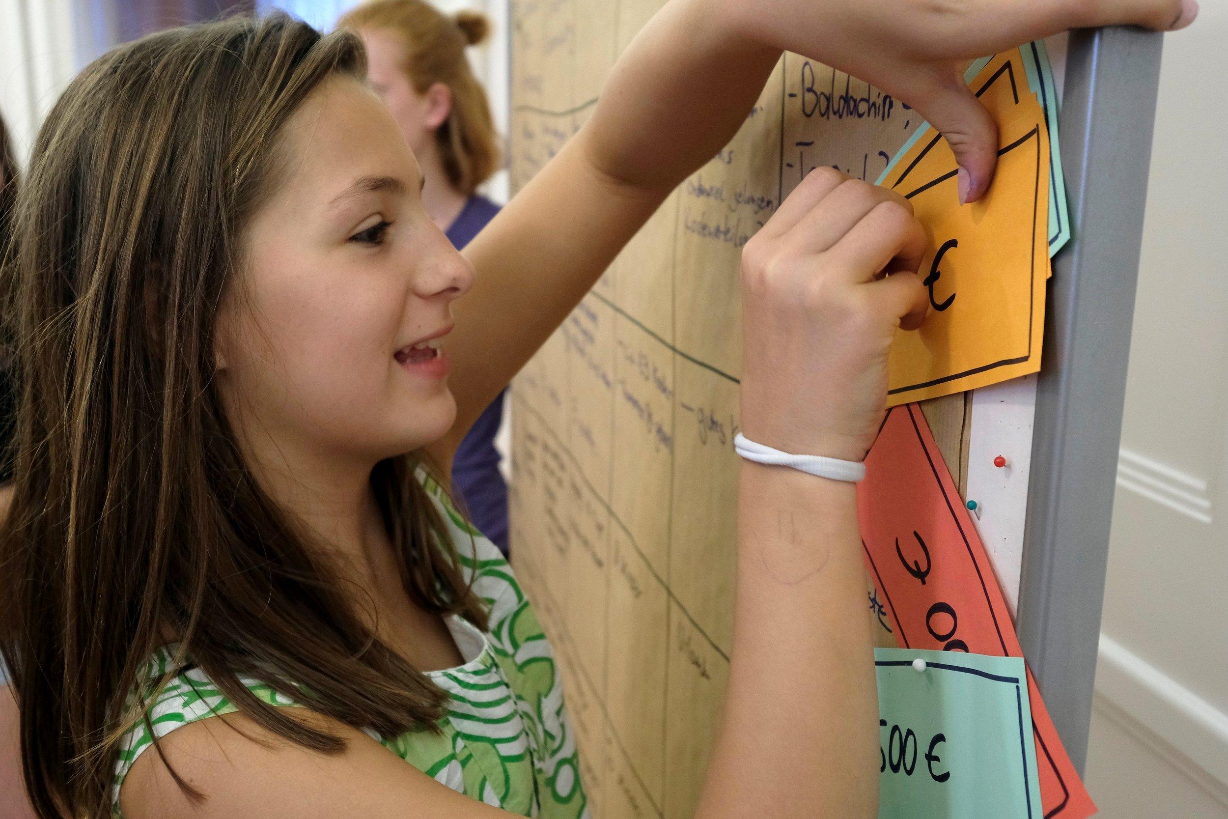 Geldauflagen und Bußgelder helfen uns, unsere Arbeit mit Kindern und für Kinder umzusetzen.