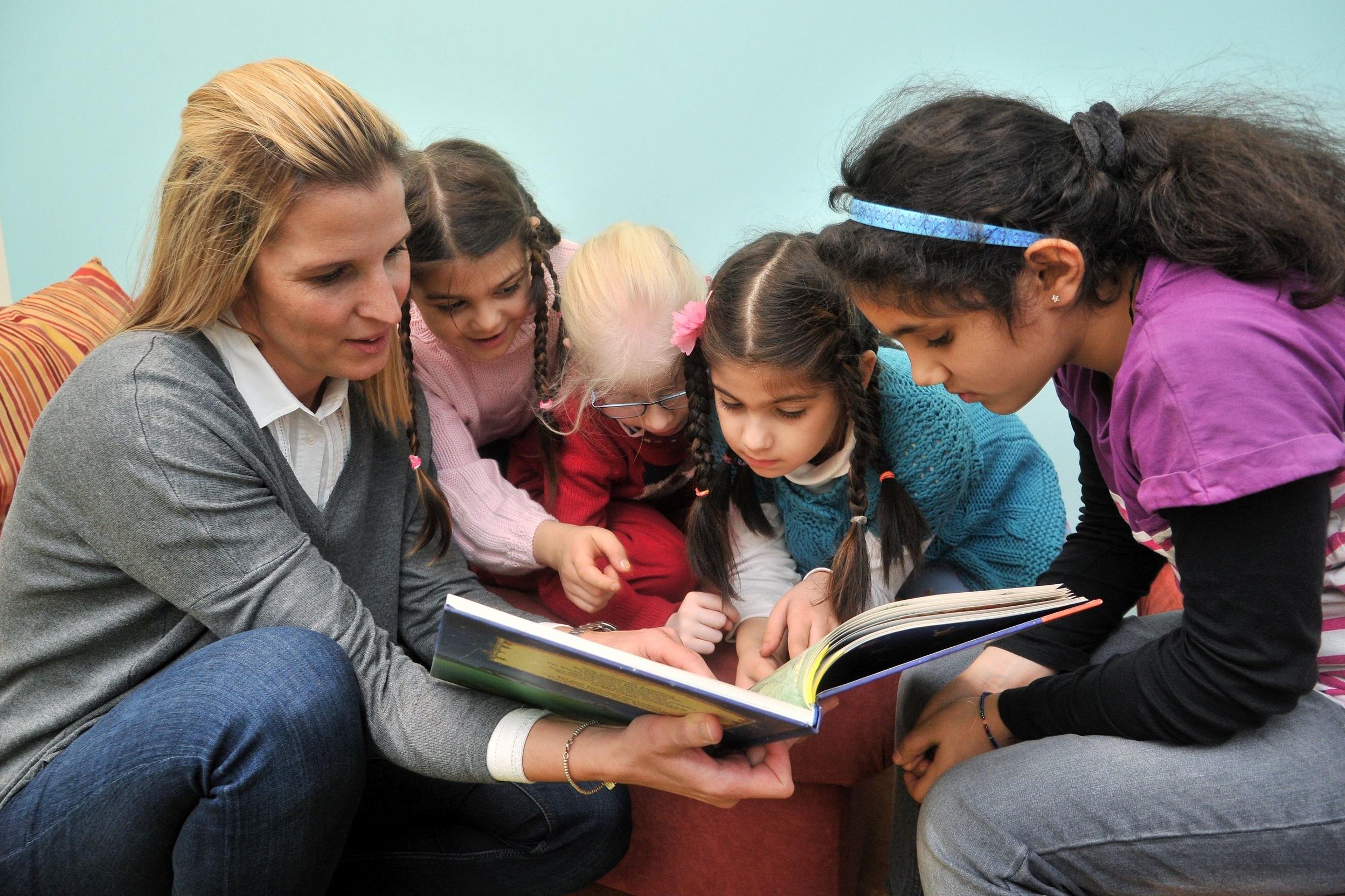 Ehrenamtliche Unterstützende sind für unsere Arbeit mit Kindern und für Kinder essentiell.
