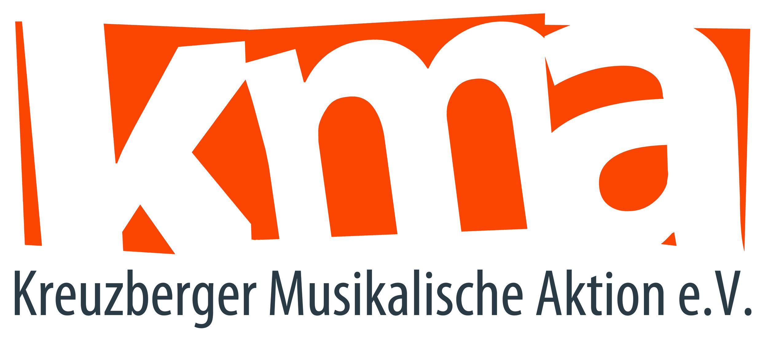 Logo der Kreuzberger Musikalischen Aktion e.V. (kma)