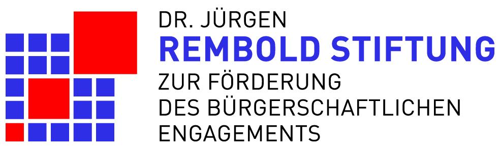 Logo der Dr. Jürgen Rembold Stiftung