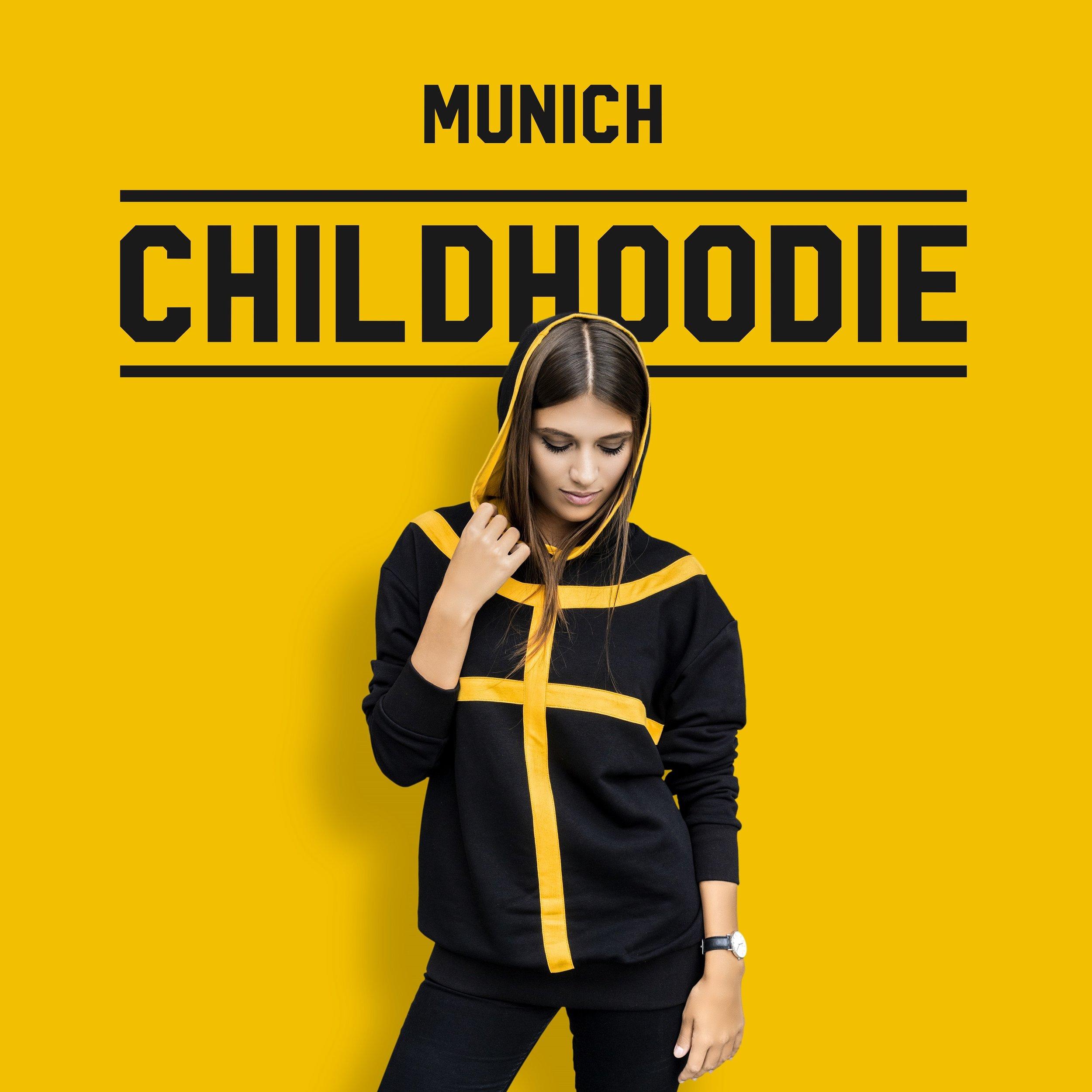 Der Munich Childhoodie unterstützt die Münchner Kinderhilfsorganisation Children for a better World.