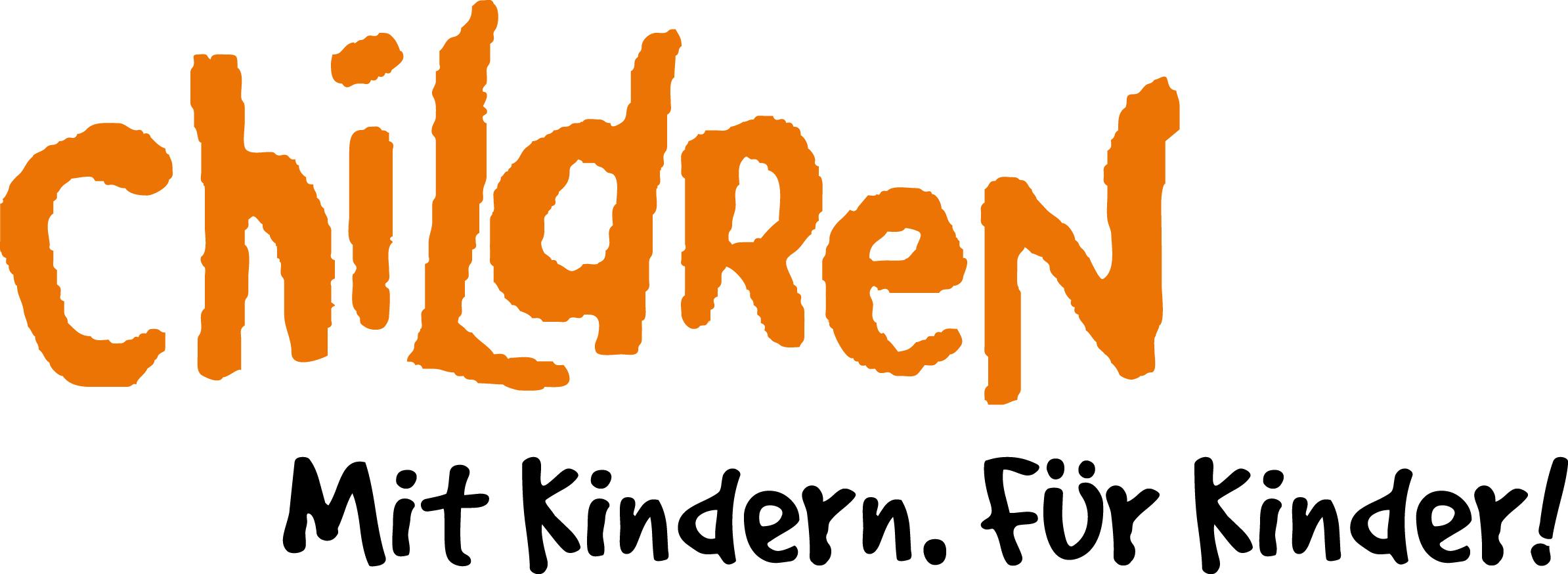 CHILDREN Logo in Farbe