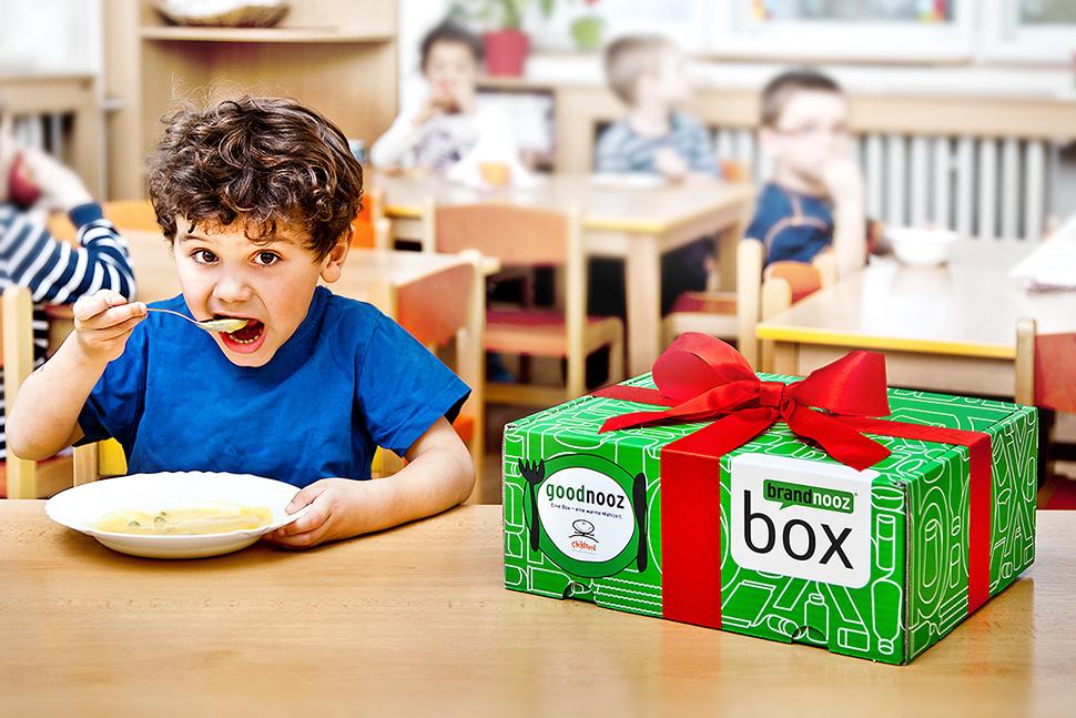 Das Unternehmen brandnooz unterstützt CHILDREN bereits seit 5 Jahren in der Arbeit gegen Kinderarmut in Deutschland.