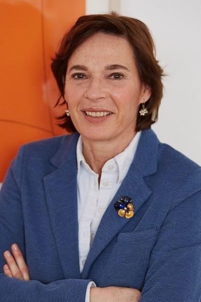 Ansprechpartnerin Ulrike de Vries