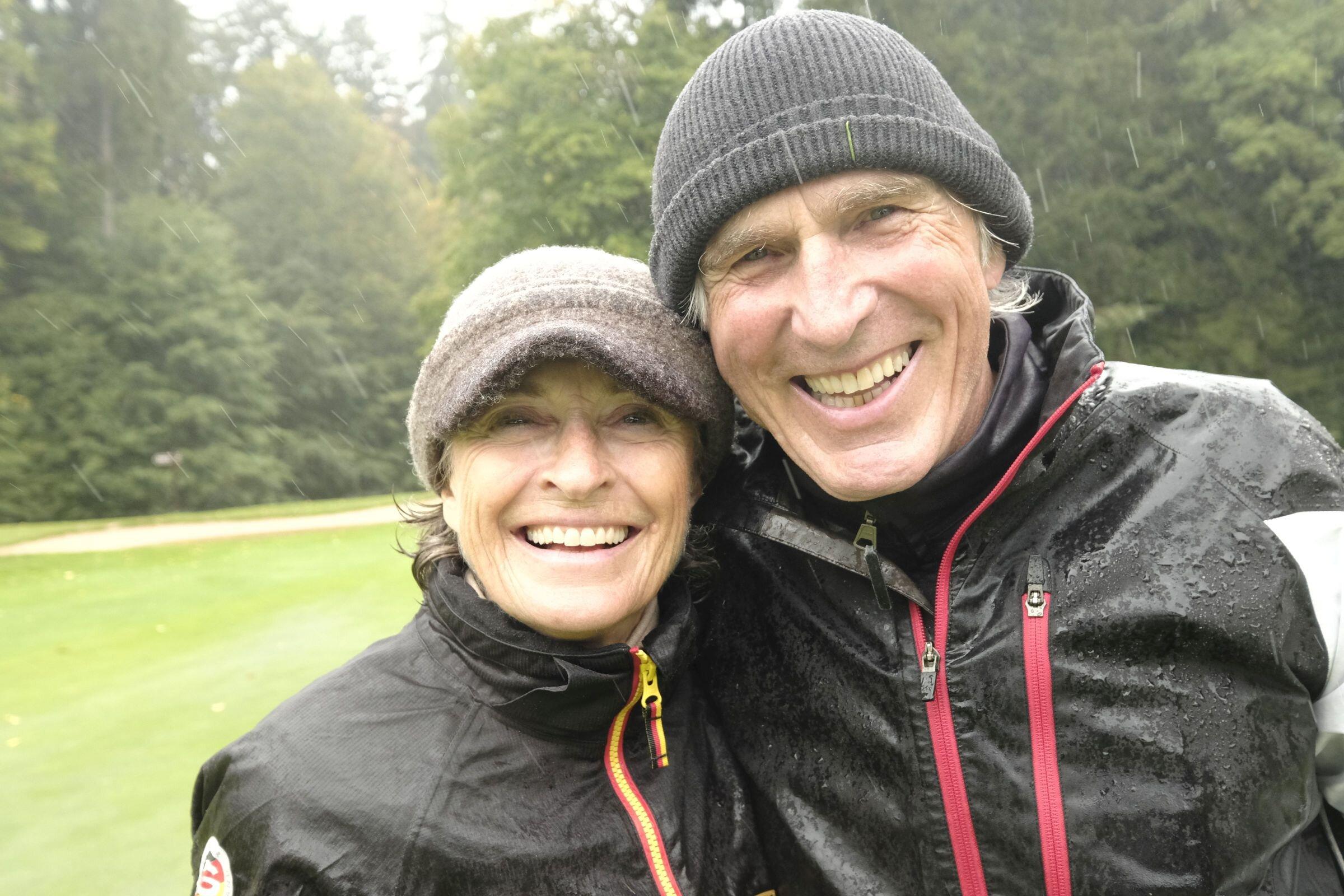 Engagierte Golfer*innen im Tegernseer Golf-Club Bad Wiessee