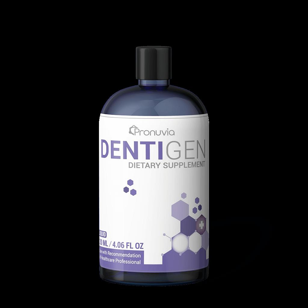 Dentigen - Helps build all-around strong dental bone structure including filling up extraction socket with natural bones