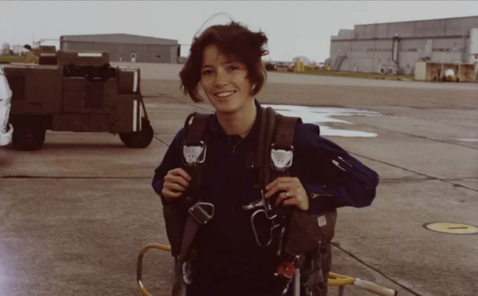 Anna Fisher, former NASA astronaut who became the first mom to see Earth from above in 1984.