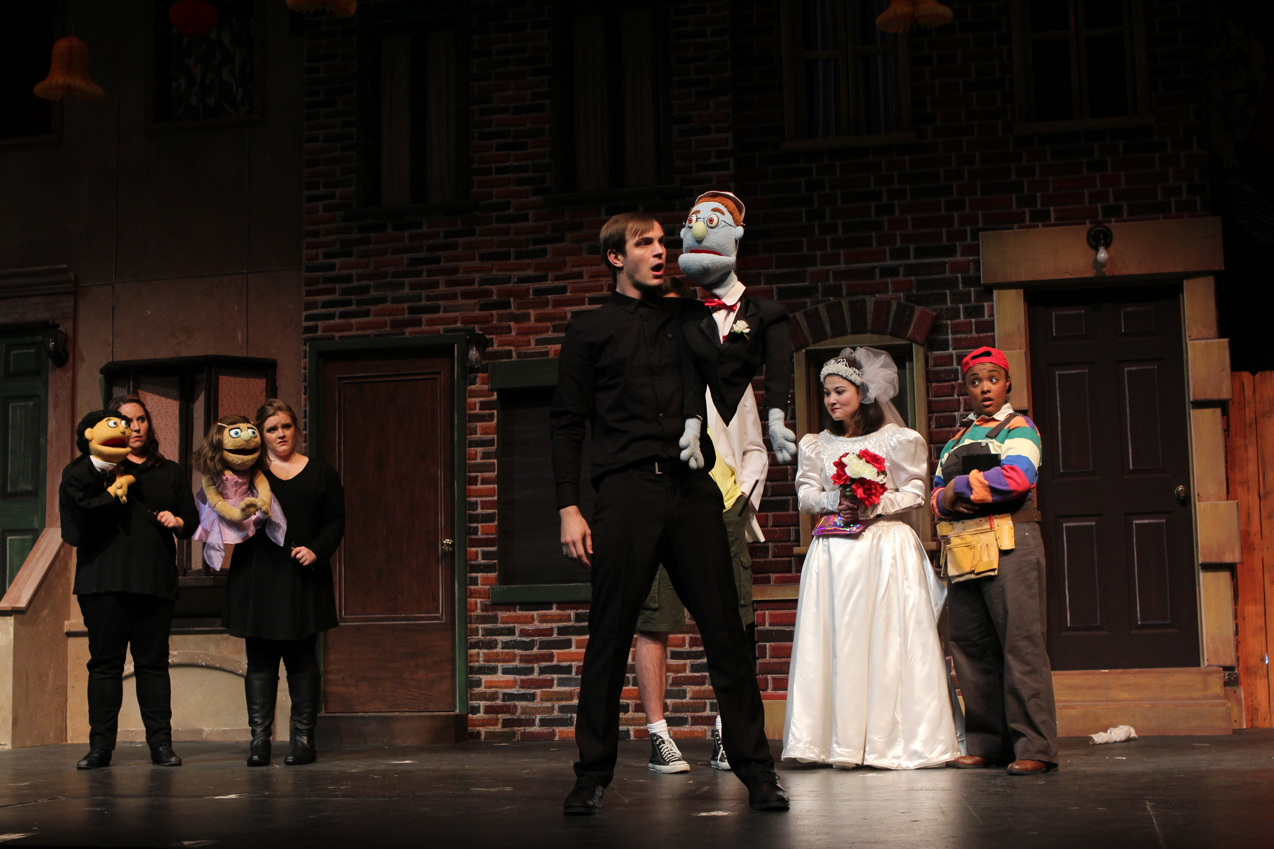 Avenue Q- Christmas Eve