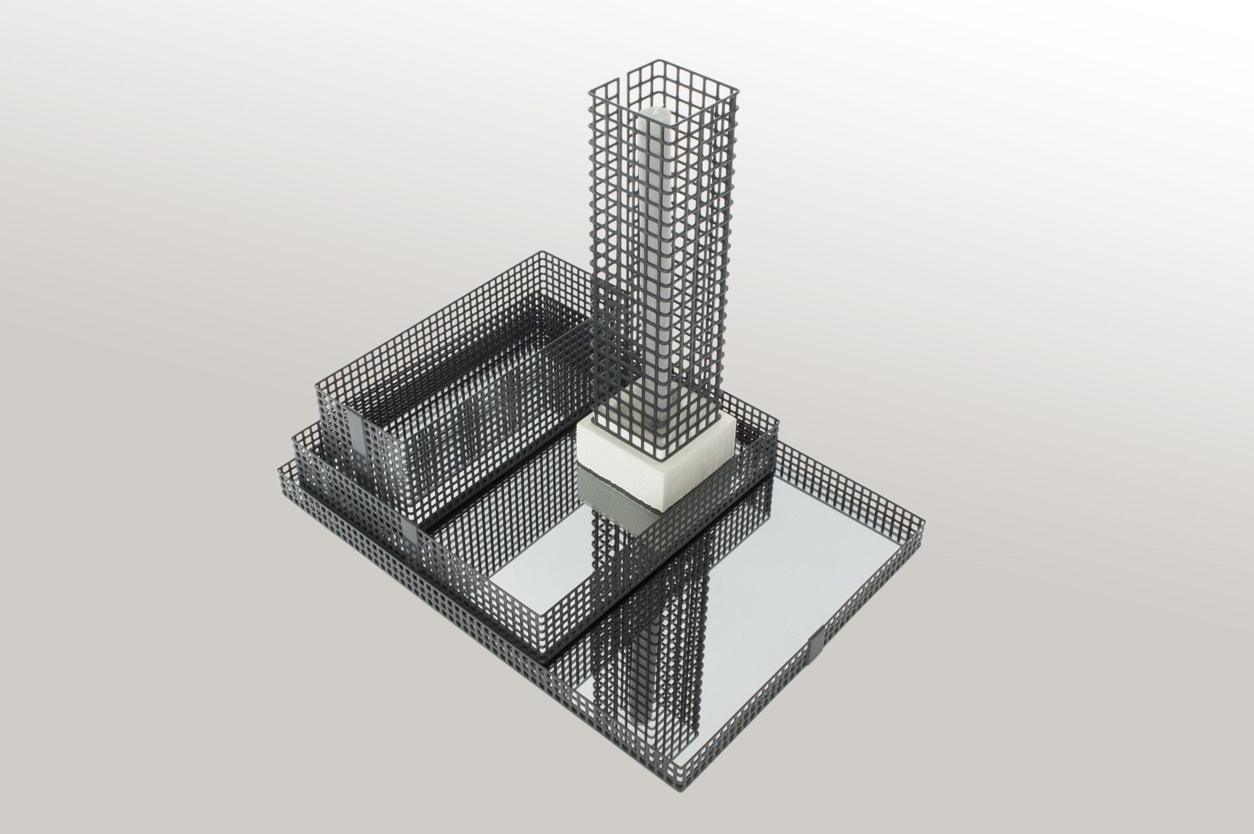 Table Architecture composition black - David Derksen Design.jpg