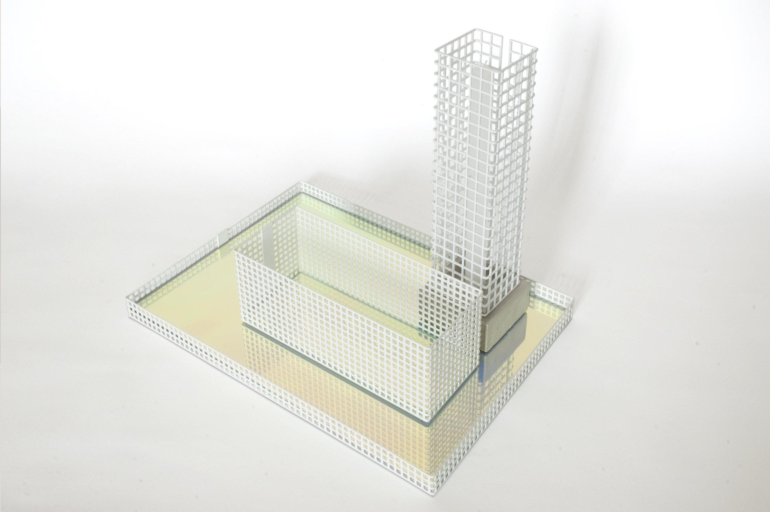 Table Architecture composition white - David Derksen Design.jpg