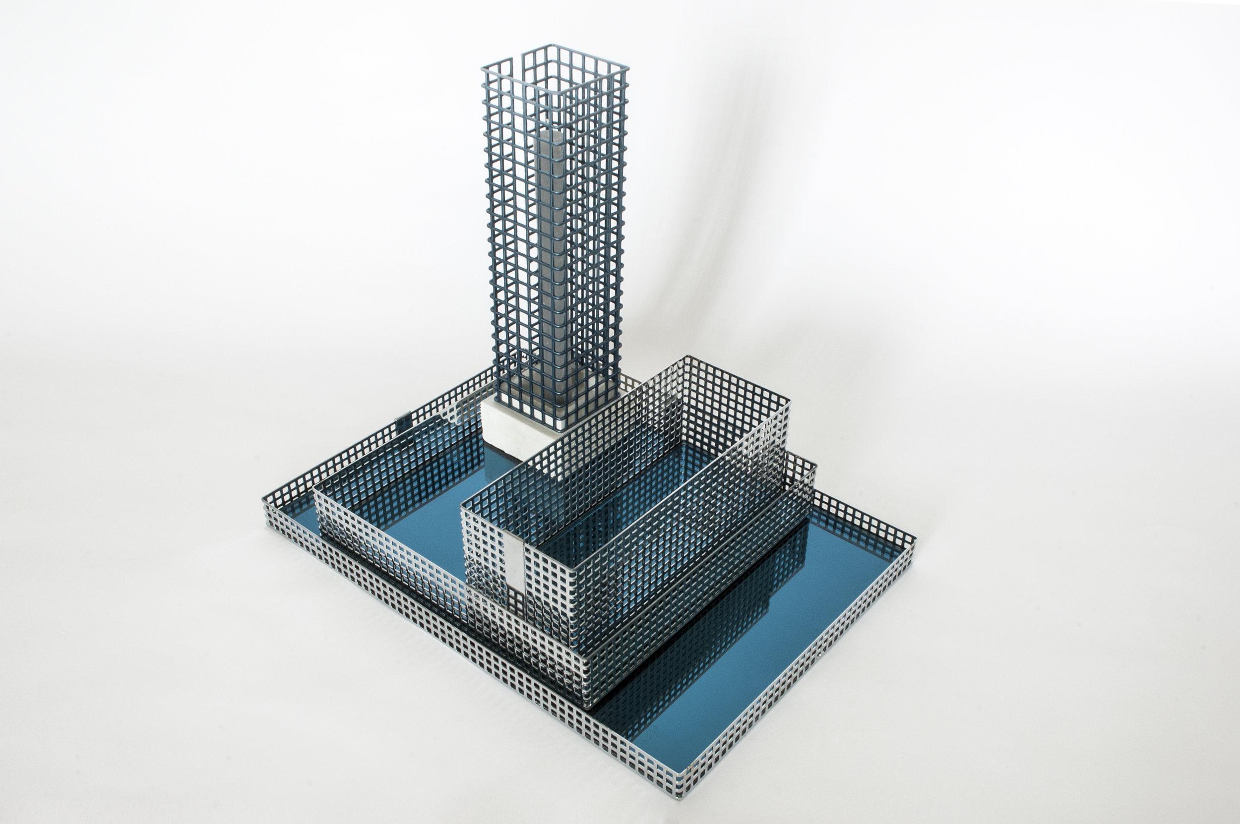 Table Architecture composition chrome - David Derksen Design.jpg