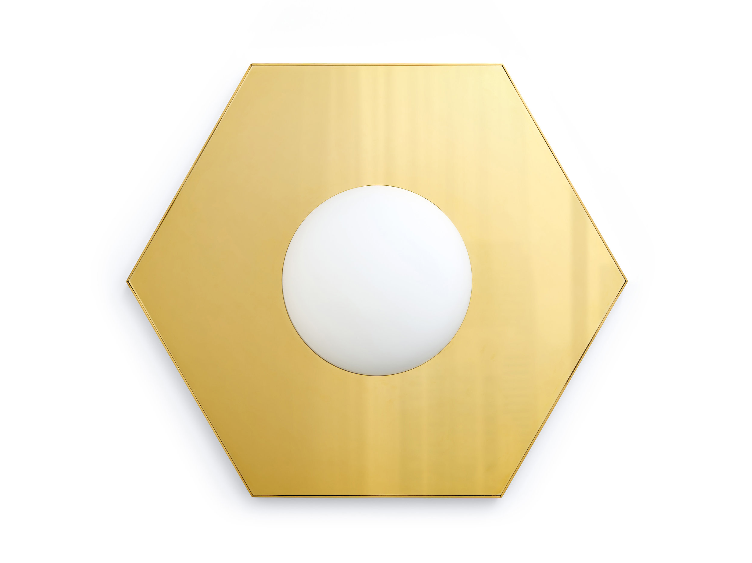 LI-020 Holo light wall - hexagon - gold.jpg