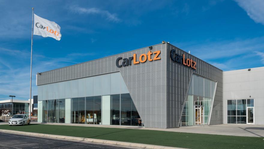 CarLotz's San Antonio location. Photo courtesy of company.