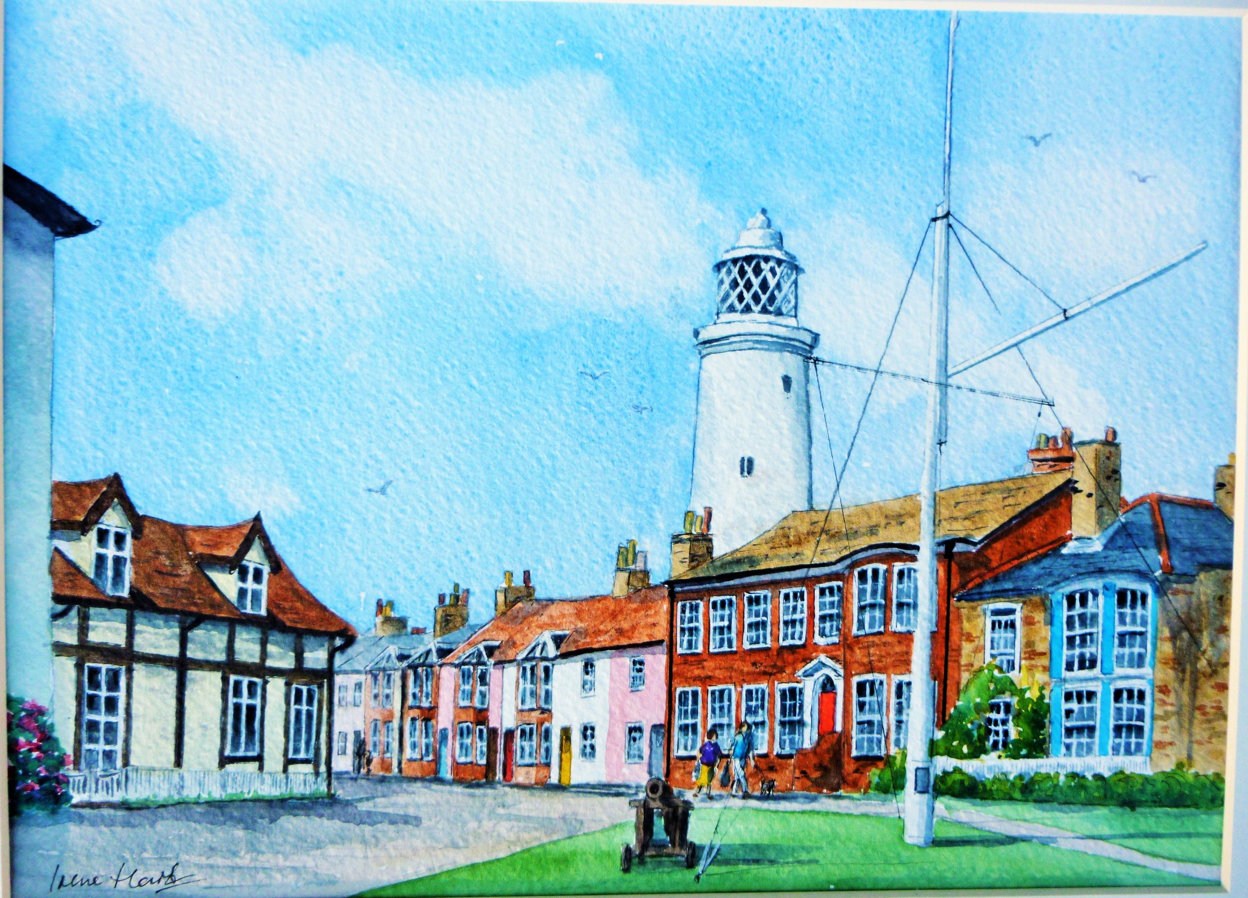 Southwold Suffolk(Watercolour)