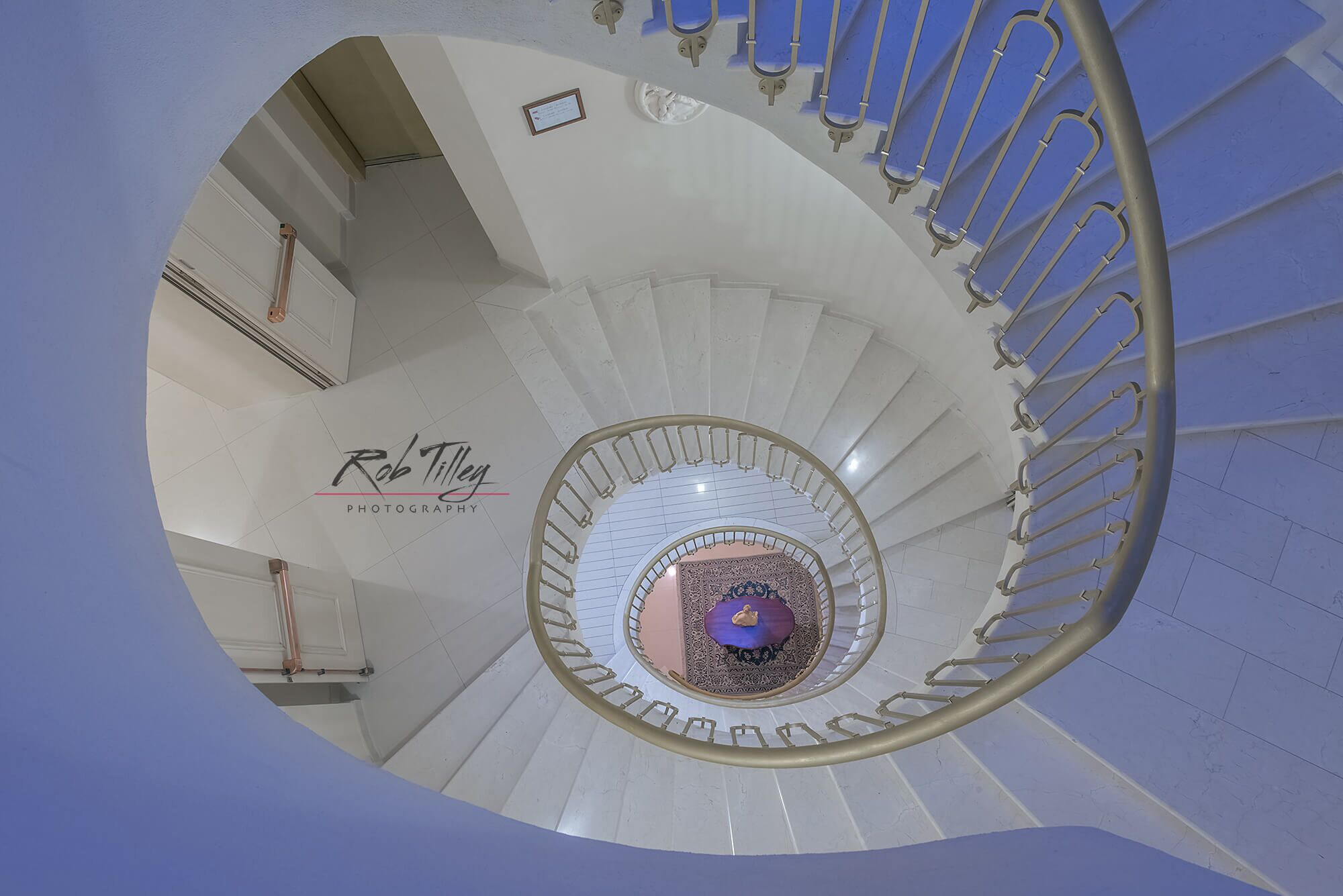 Hotel Staircase I