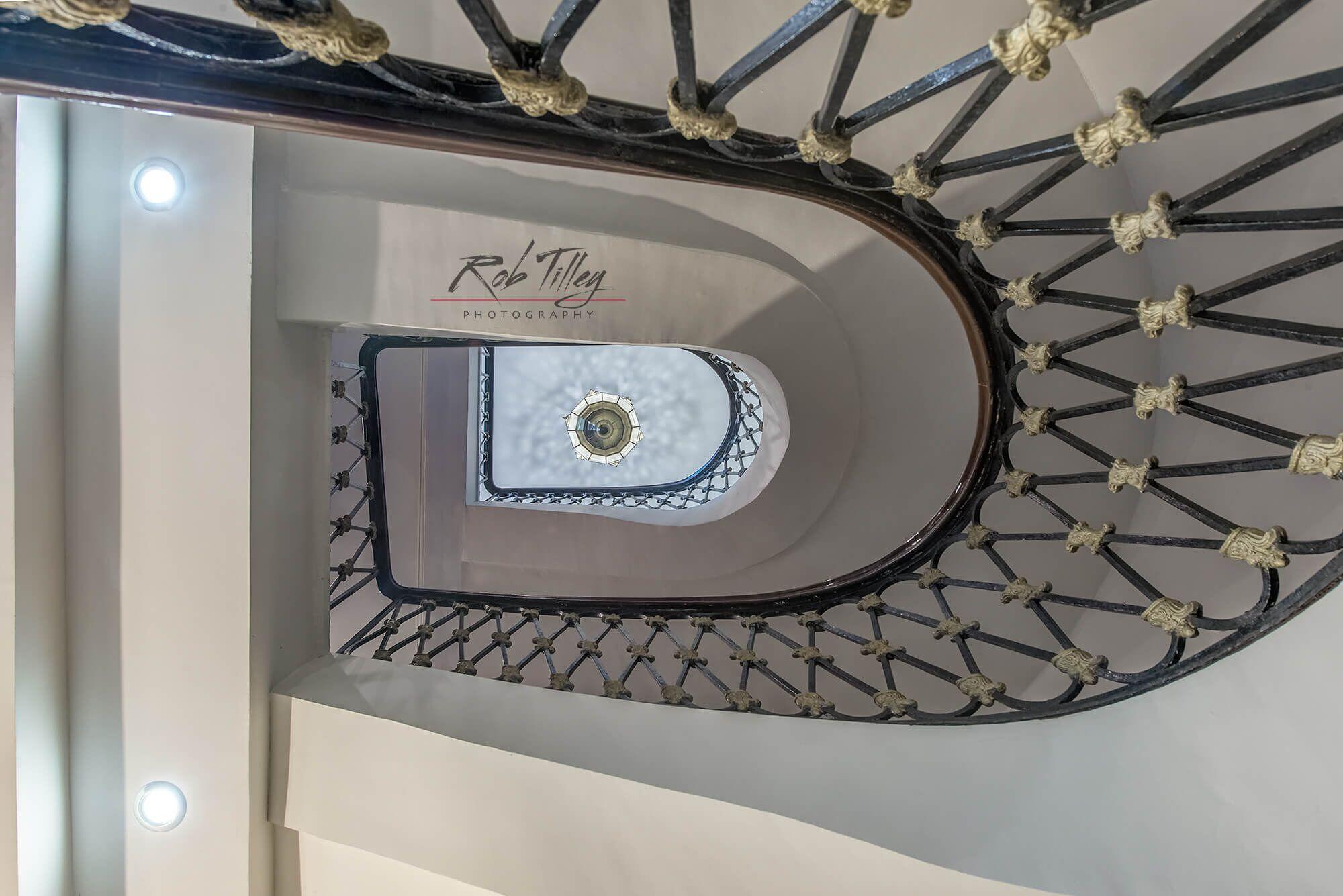 Hotel Staircase II