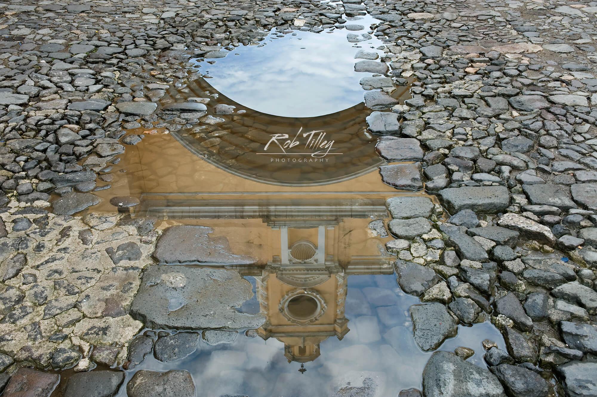 El Arco Reflection