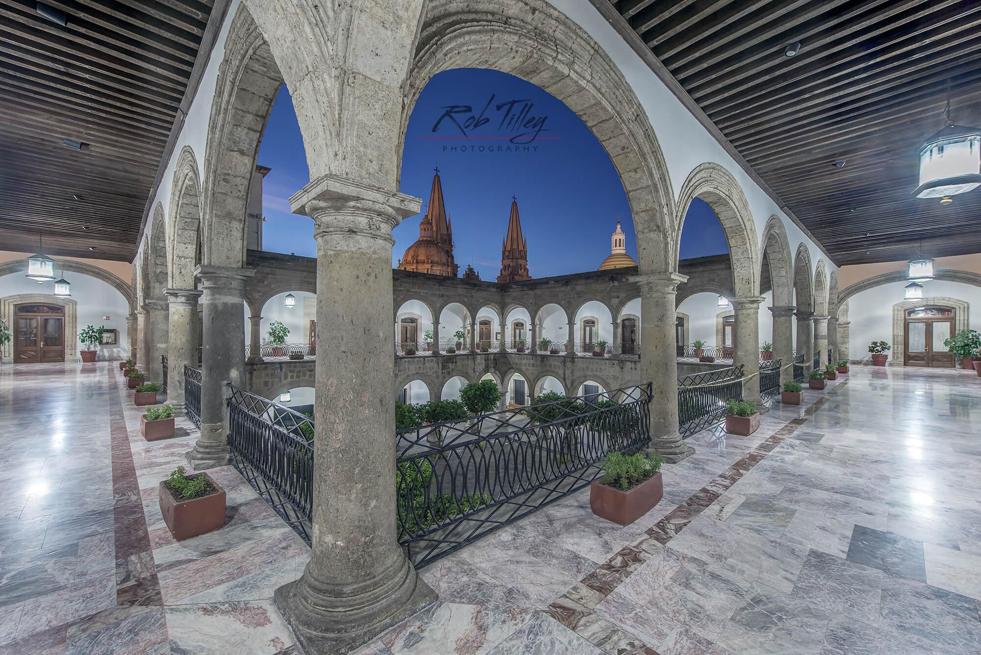 Guadalajar Governer's Palace