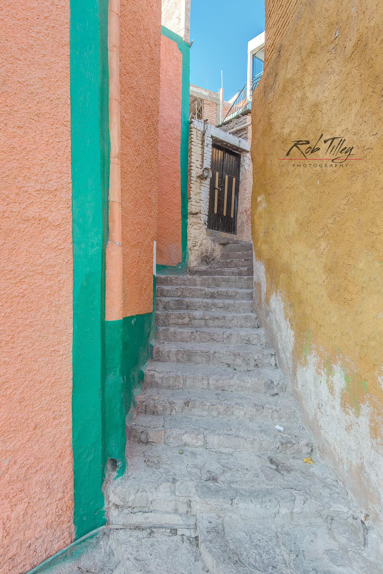 Guanajuato Alley II