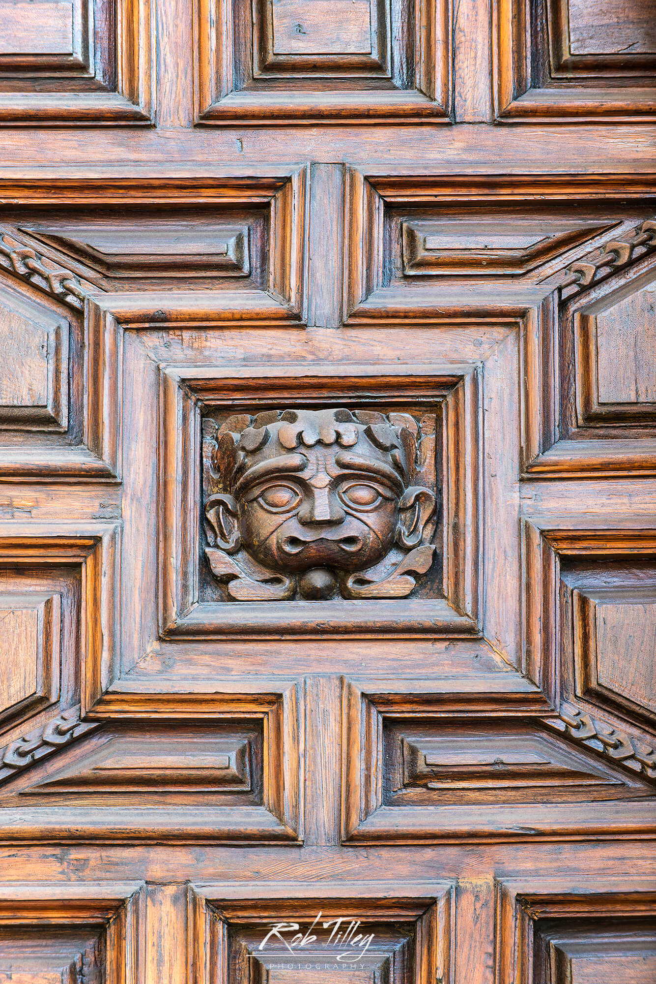 Guanajuato Cathedral Door