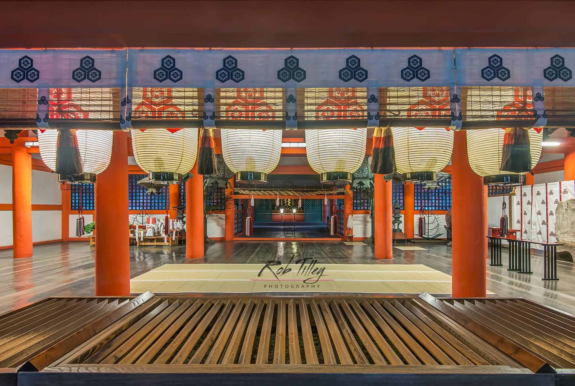 Itsukushima Shrine II