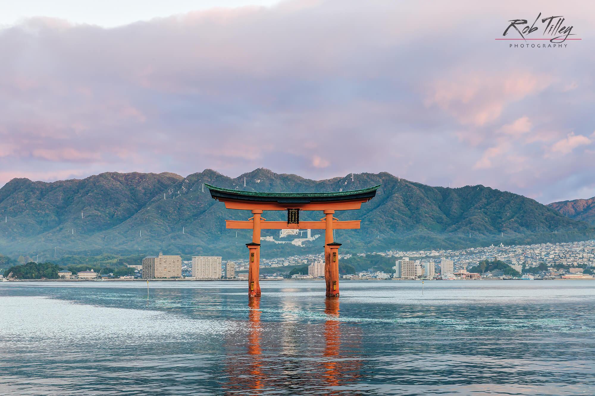 Miyajima Torii Gate I