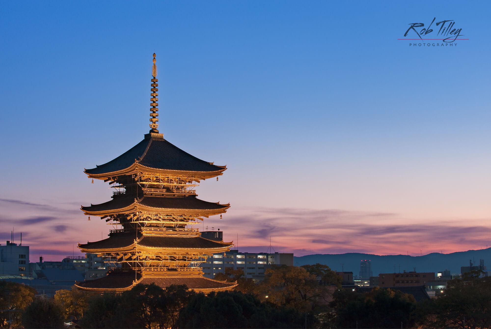 Todaiji Pagoda I